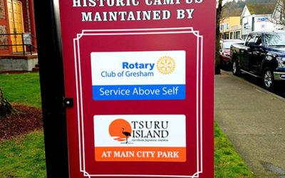 Community Involvement in Gresham