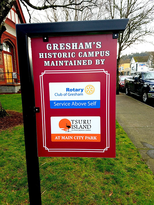 Community Involvement in Gresham